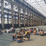 journée d-intégration BTS tourisme IMS sous les Nefs Nantes